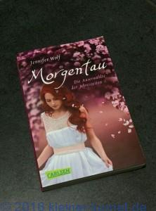Jugendroman: Morgentau - Die Auserwählte der Jahreszeiten von Jennifer Wolf