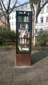 Bonner Bücherschrank