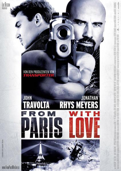 Filmplakat From Paris with Love - Bildquelle Moviepilot.de