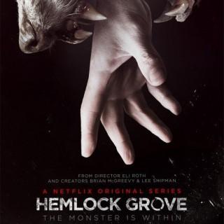 Poster: Helmlock Grove - Staffel 1; Bildquelle: www.Serienjunkies.de