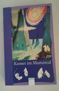Komet im Mumintal von Tove Jansson