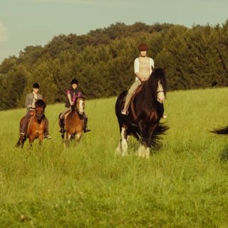 Bild: WDR - Armans Geheimnis - die 5 Auserwählten mit ihren Pferden