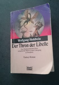 Der Thron der Libelle - Wolfgang Hohlbein