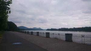 Bonner Bogen - Beueler Rheinufer