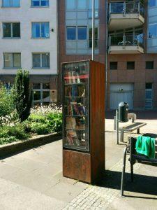 Bücherschrank in Aachen