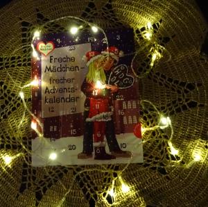 Freche Mädchen frecher Adventskalender 2011