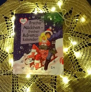 Freche Mädchen frecher Adventskalender 2012