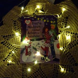 Freche Mädchen frecher Adventskalender 2013