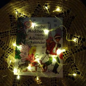 Freche Mädchen frecher Adventskalender 2014