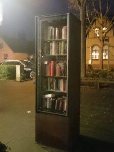 Bücherschrank in Bonn Röttgen
