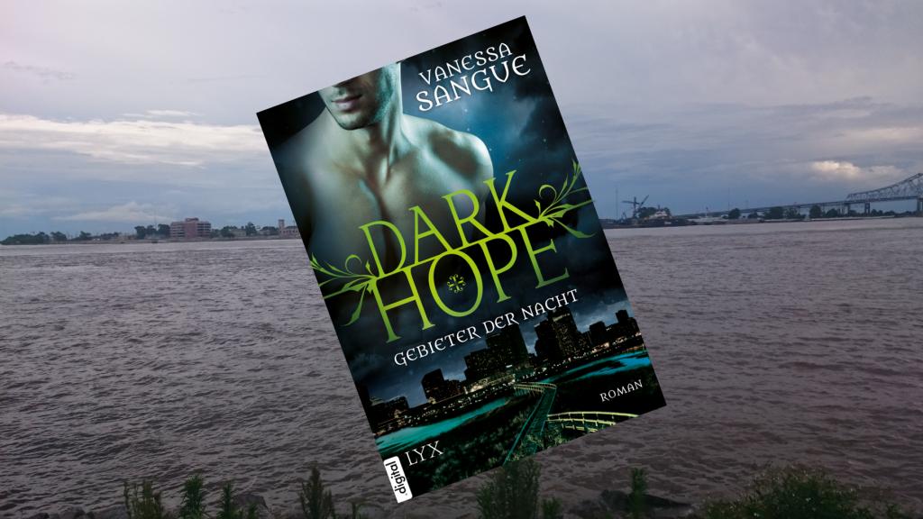 Dark Hope, Gebieter der Nacht - Vanessa Sangue