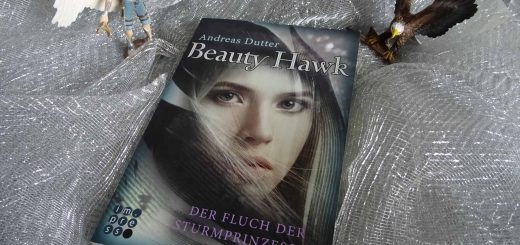 Beauty Hawk, Der Fluch der Sturmprinzessin - Andreas Dutter