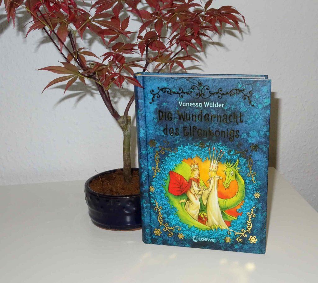 Die Wundernacht des Elfenkönigs - Vanessa Walder