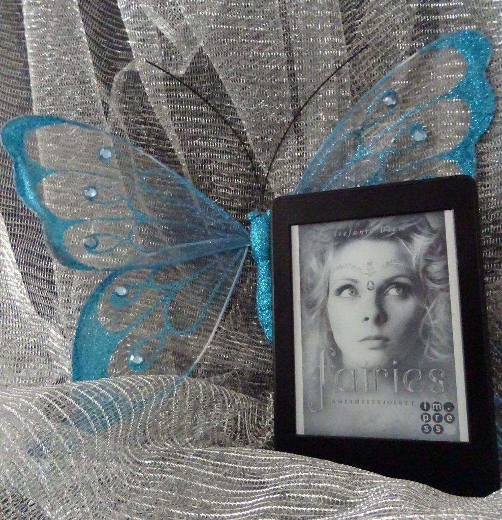 Fairies Amethystviolett - Stefanie Diem