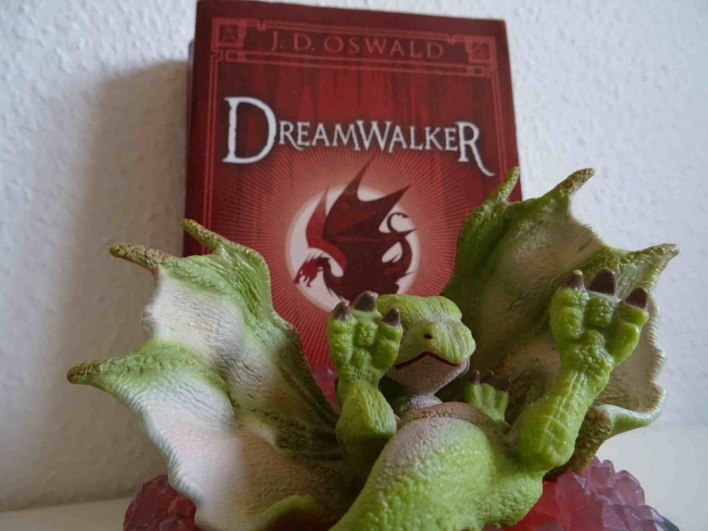 Dreamwalker, Das Geheimnis des Magierordnes- J.D. Oswald