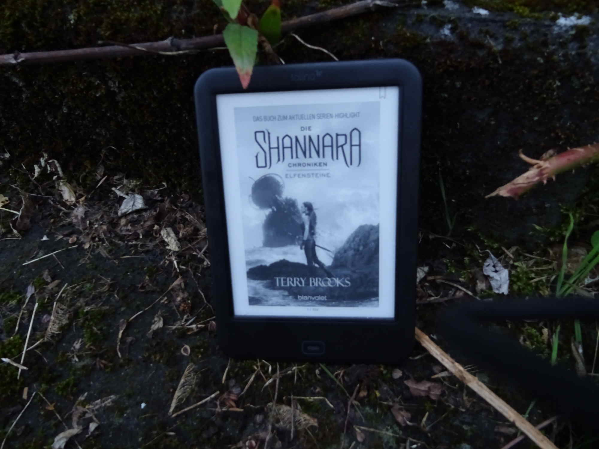 Die Shannara Chroniken - Elfensteine - Terry Brooks