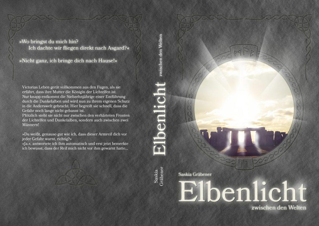 Cover von Elbenlicht - zur Verfügung gestellt von Saskia Gräbener