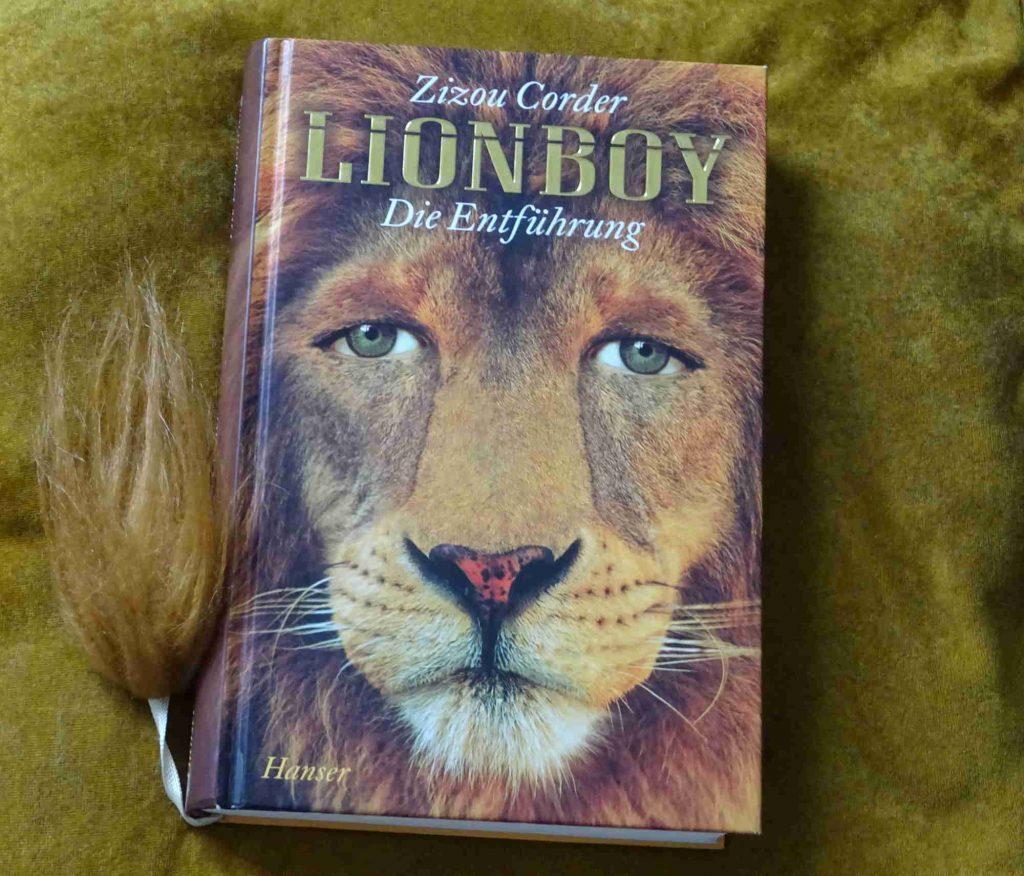 Lionboy - Die Entführung - Zizou Corder