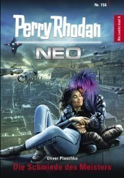 Cover NEO 156 - Quelle: Perry Rhodan Net