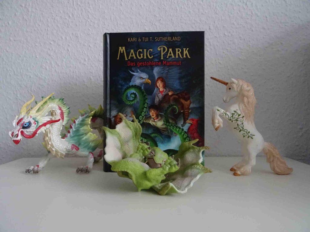 Magic Park Das gestohlene Mammut - Kari und Tui T. Sutherland