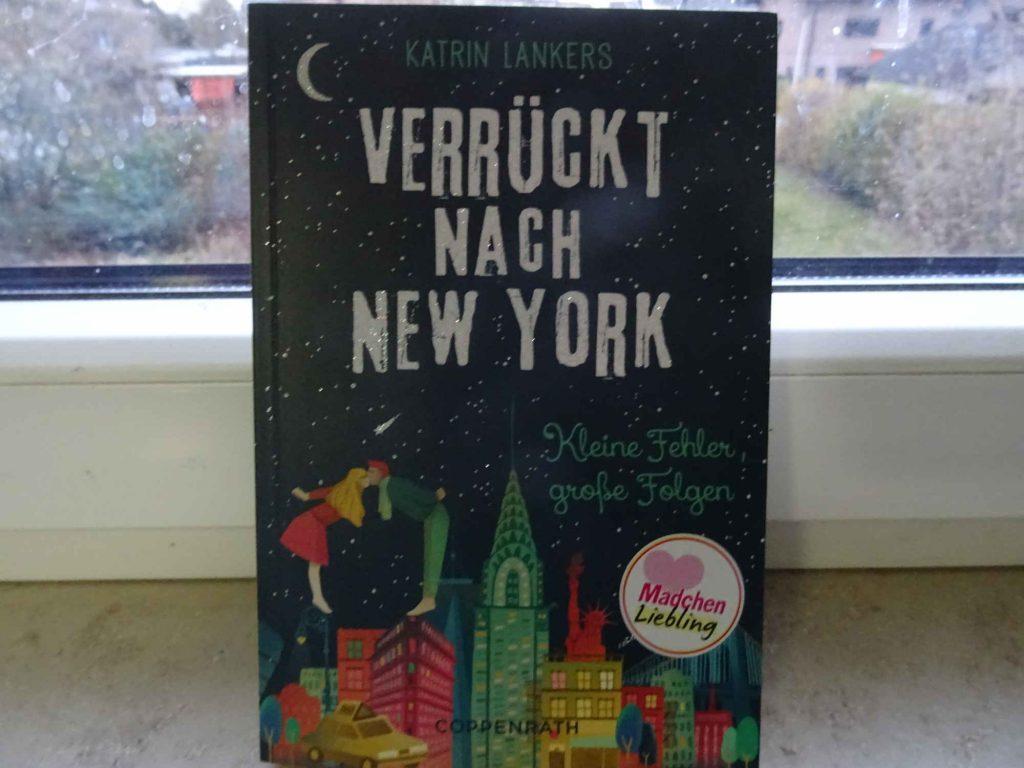 Verrückt nach New York (2) Kleine Fehler große Folgen - Katrin Lankers