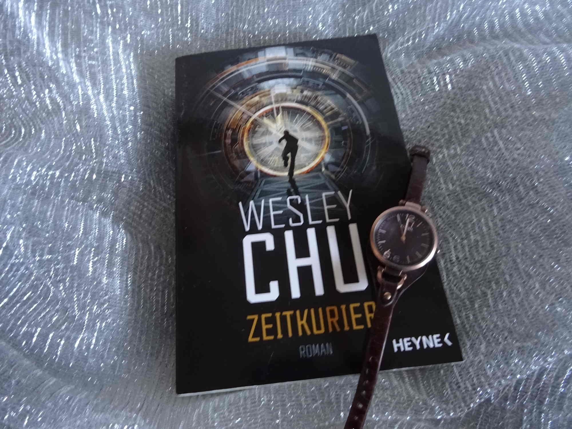 Zeitkurier - Wesley Chu