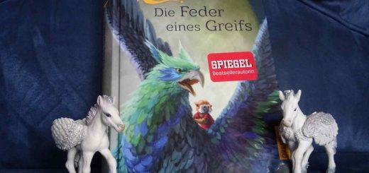 Die Feder eines Greifs - Cornelia Funke