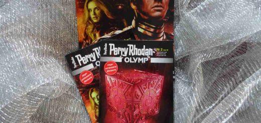 Perry Rhodan Olymp Die Museumswelt - Dennis Mathiak