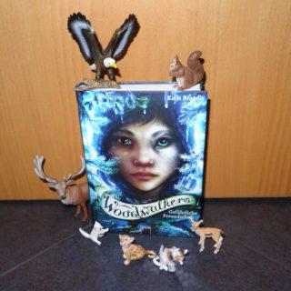 Woodwalkers - Gefährliche Freundschaft - Katja Brandis