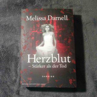 Herzblut - Stärker als der Tod ~Melissa Darnell