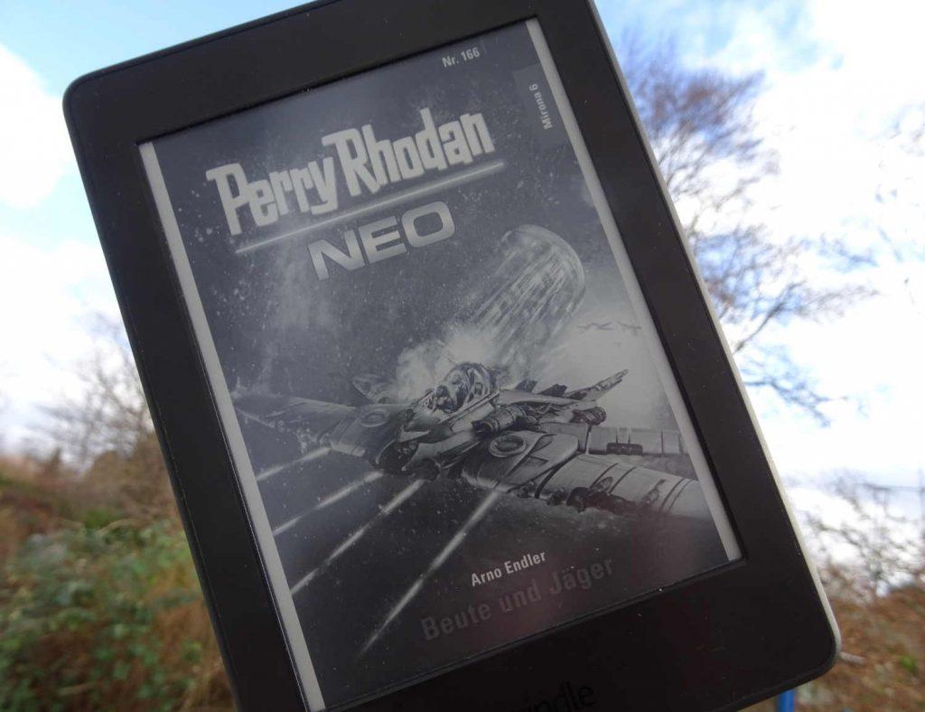 Perry Rhodan NEO 166 Jäger und Beute
