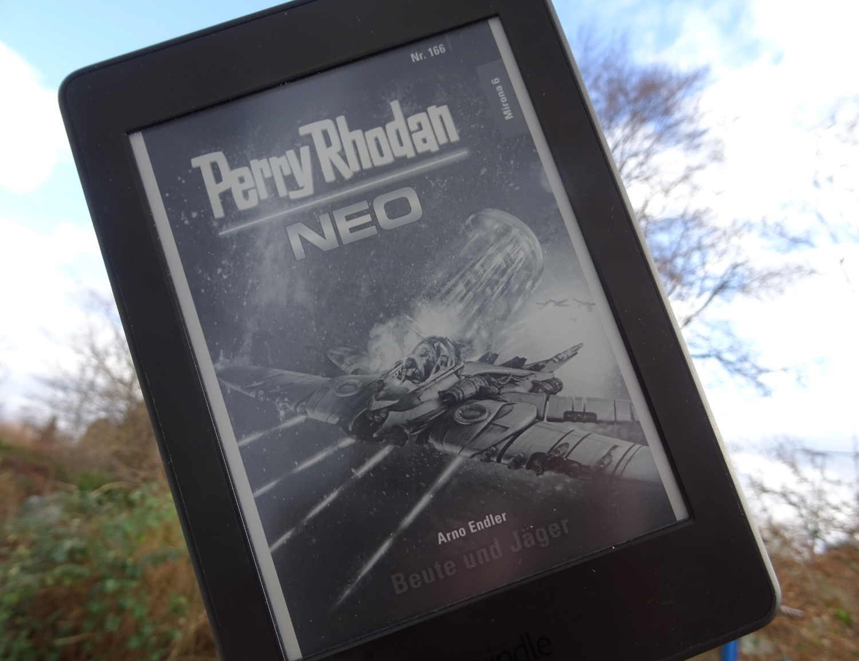 Perry Rhodan NEO 166 Beute und Jäger