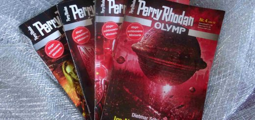 Perry Rhodan Olymp 4 Im Netz von Adarem - Dietmar Schmidt