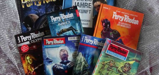 Perry Rhodan Hefte und Bücher
