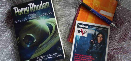 Trivid Die Klon-Verschwörung - Oliver Fröhlich & Christian Montillon