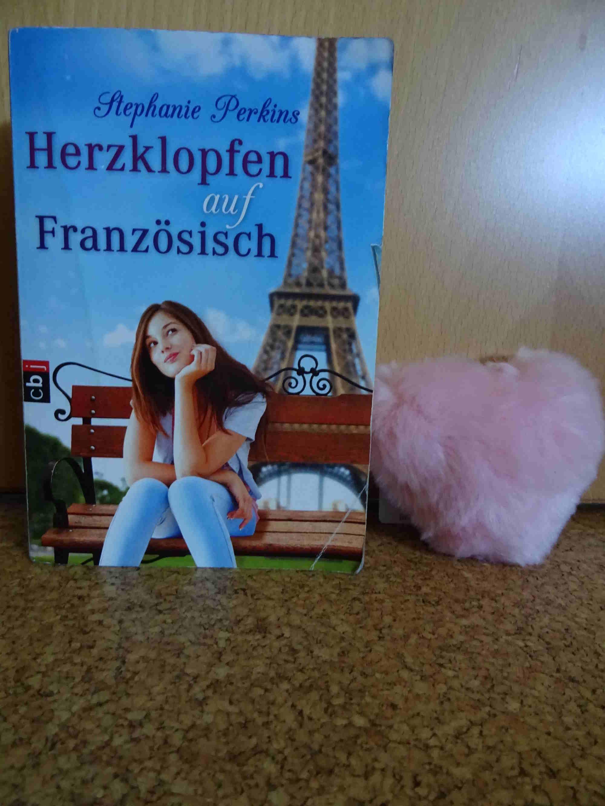 Herzklopfen auf Französisch von Stephanie Perkins