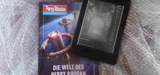DORGON 101 Schwarze Seele von Roman Schleifer (Perry Rhodan Fanfiction)