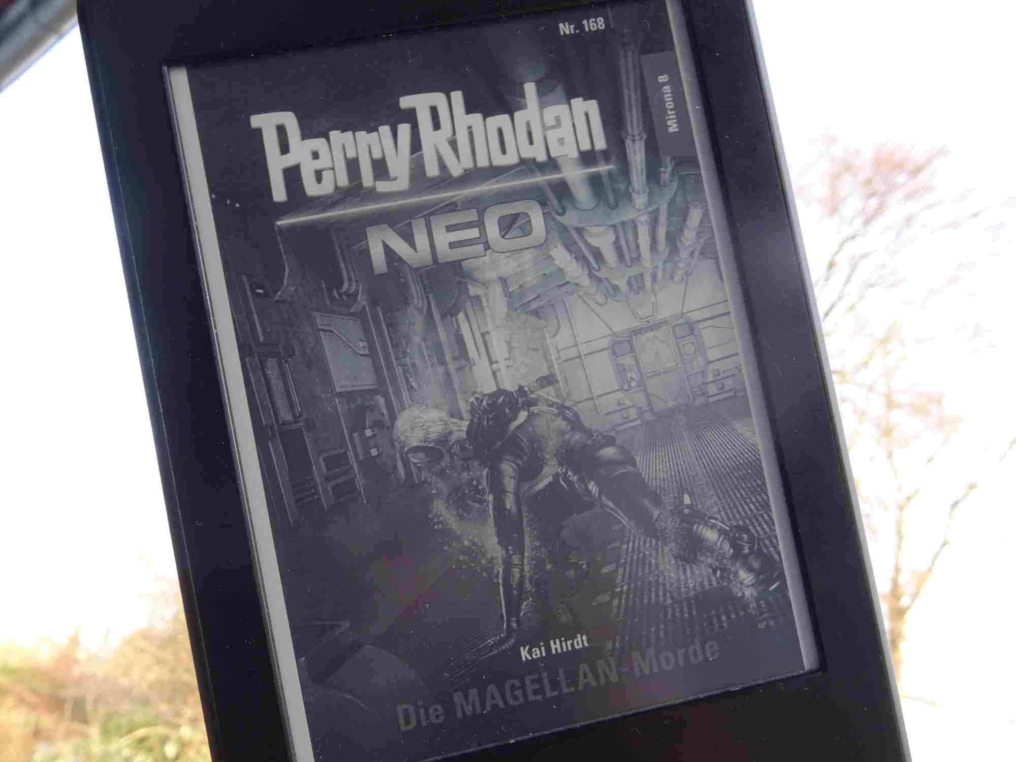 Perry Rhodan NEO 168 Die MAGELLAN-Morde - Kai HIrdt