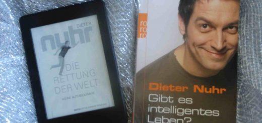 """Dieter Nuhr: """"Die Rettung der Welt - Meine Autobiografie"""" und """"Gibt es intelligentes Leben?"""""""
