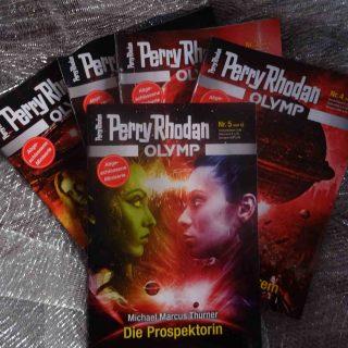 Perry Rhodan Olymp (5) Die Prospektorin - Michael Marcus Thurner