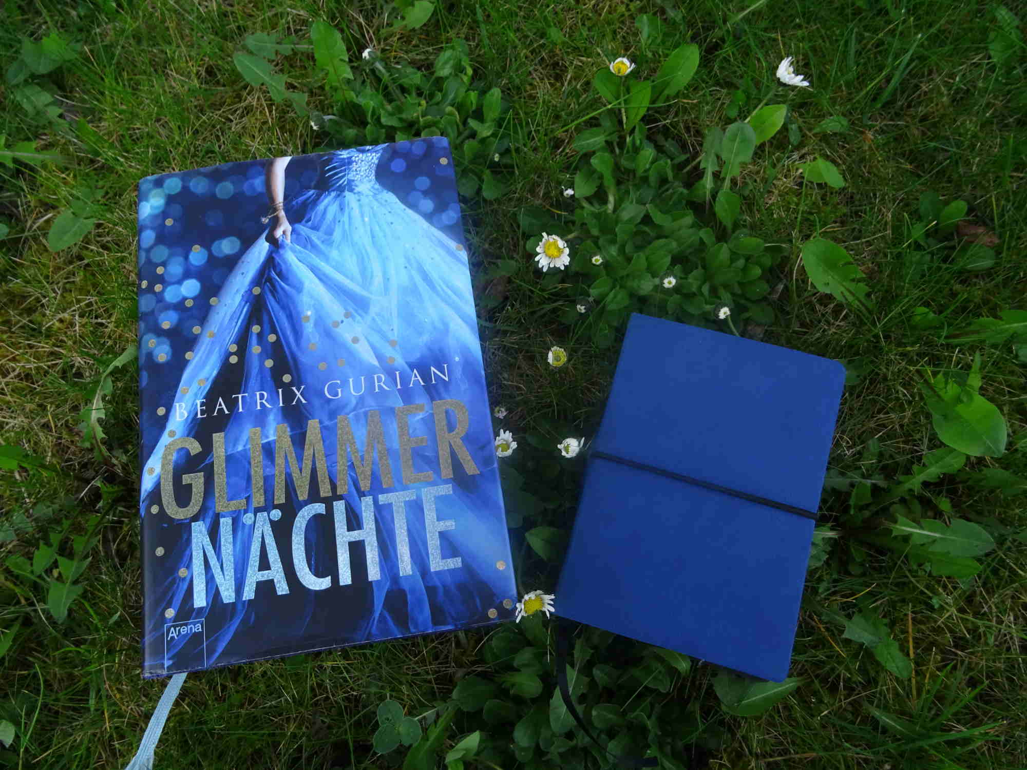 KometsWanderbuch 1: Glimmernächte - Beatrix Gurian