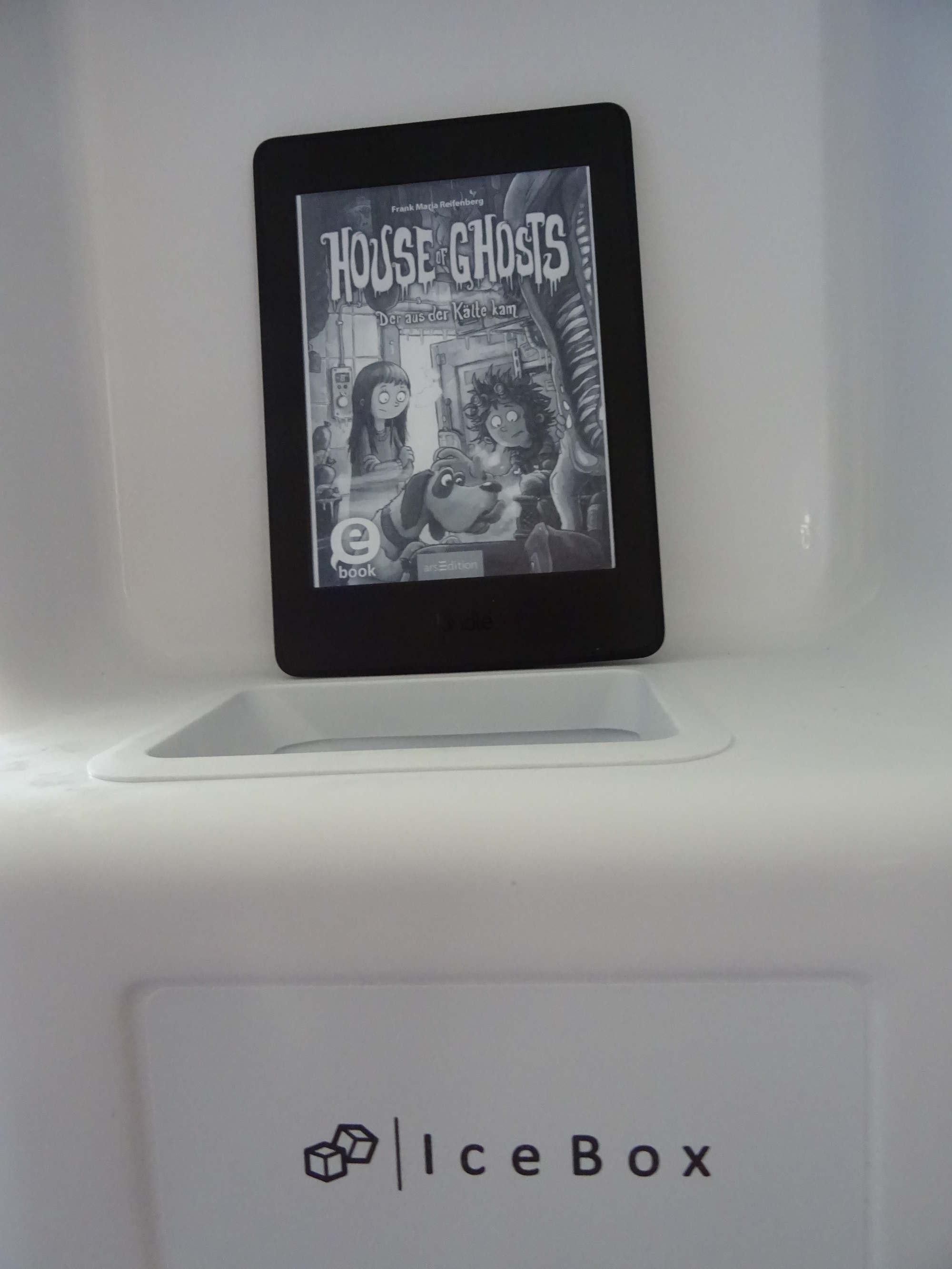 House of Ghosts, Der aus der Kälte kam - Frank M. Reifenberg
