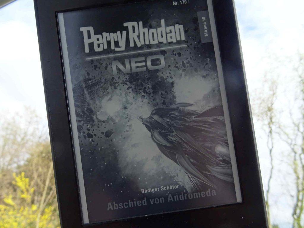 Perry Rhodan NEO 170 Abschied von Andromeda - Rüdiger Schäfer