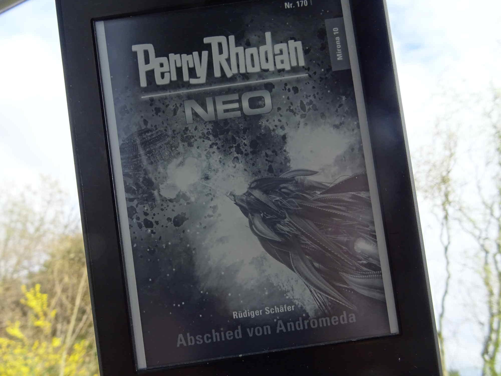 Perry Rhodan NEO 170 Abschied von Andromeda - Rainer Schorm
