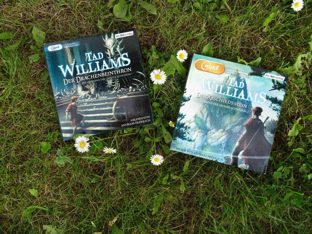Der Abschiedsstein - Tad Williams, gelesen von Andreas Fröhlich
