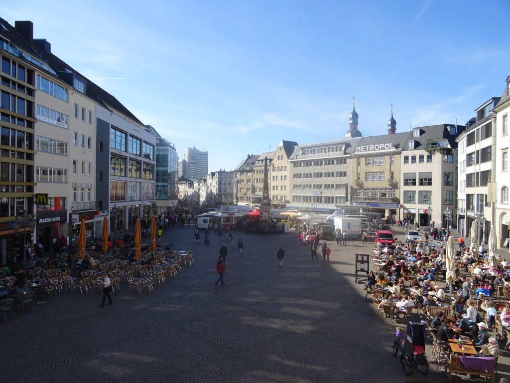Bonn Marktplatz