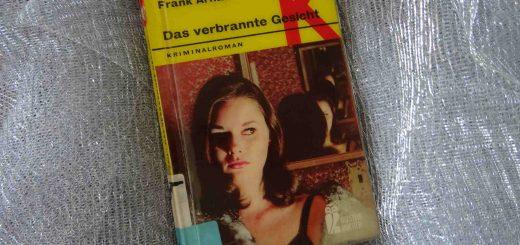 Das verbrannte Gesicht - Frank Arnau