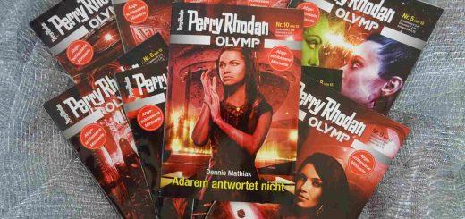 Perry Rhodan Olymp 10 Adarem antwortet nicht - Dennis Mathiak