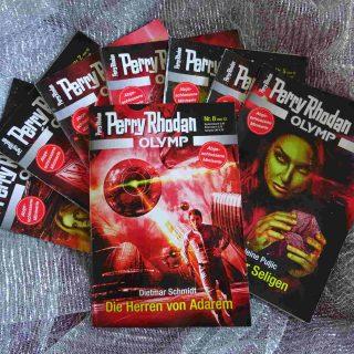 Perry Rhodan Olymp (8) Die Herren von Adarem - Dietmar Schmidt