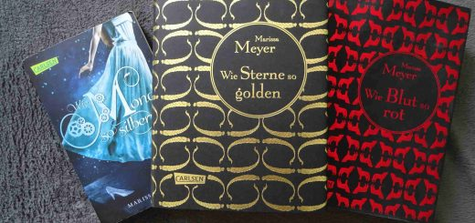 Wie Sterne so golden - Marissa Meyer